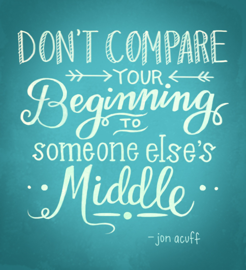 Comparison Quotes: 9 Uplifting Quotes To Accept And Love Who You Are